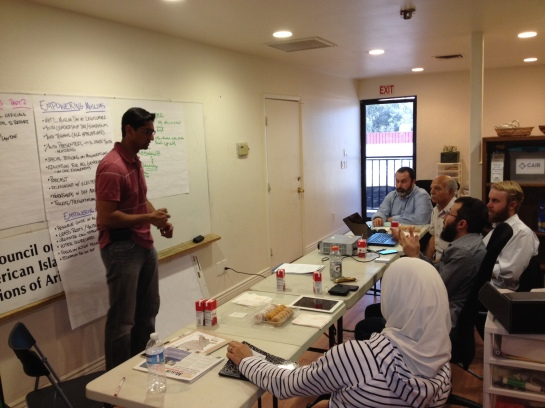 CAIR-AZ Board Strategic Planning Session